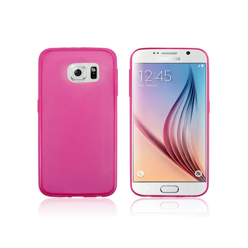 coque samsung s6 edge rose