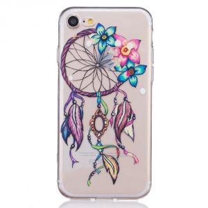 http://www.amahousse.com/45236-thickbox/coque-souple-pour-iphone-7-motif-attrape-reve-colore.jpg