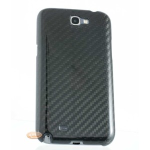 Coque carbone AMAHOUSSE Samsung Galaxy Note 2